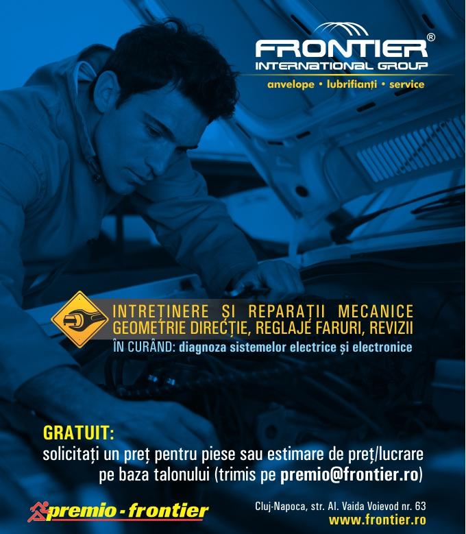 Frontier Service Cluj Napoca